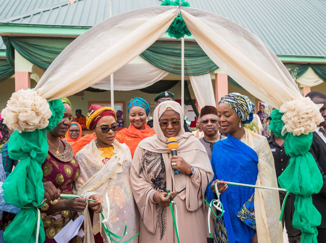 Aisha Buhari is African Empowerment Legend