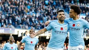 Normal service resumed as Manchester City move 15 points clear