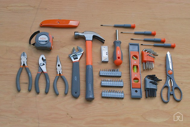 Common Home Improvements Tools To Have