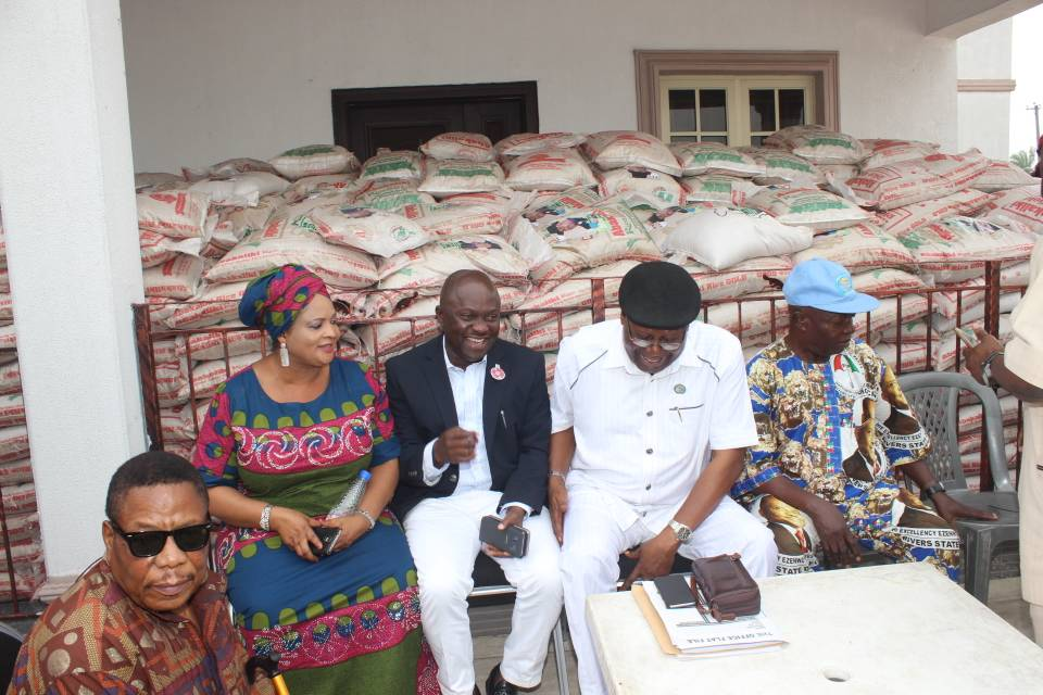 Governor Wike assures Emohua people of sustainedwelfare