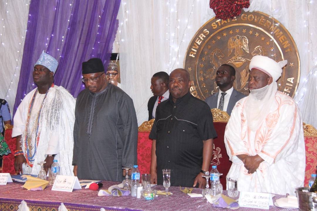 ​Rivers State Government Traditional Rulers of Nigeria