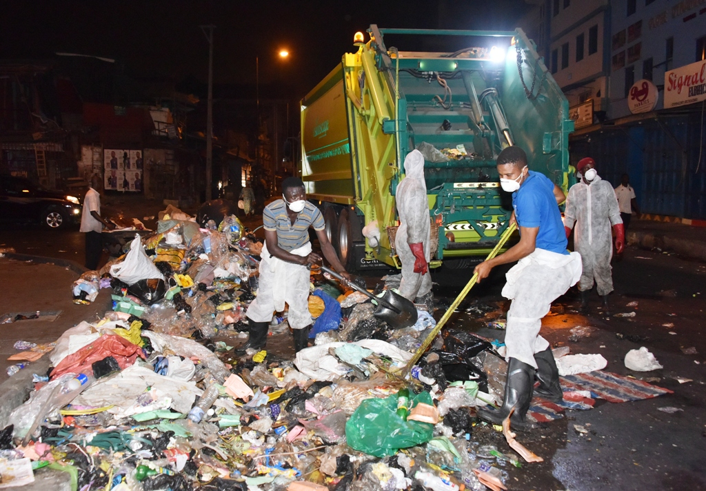 RESURGENCE OF WASTE 'LL SOON BE OVER – AMBODE