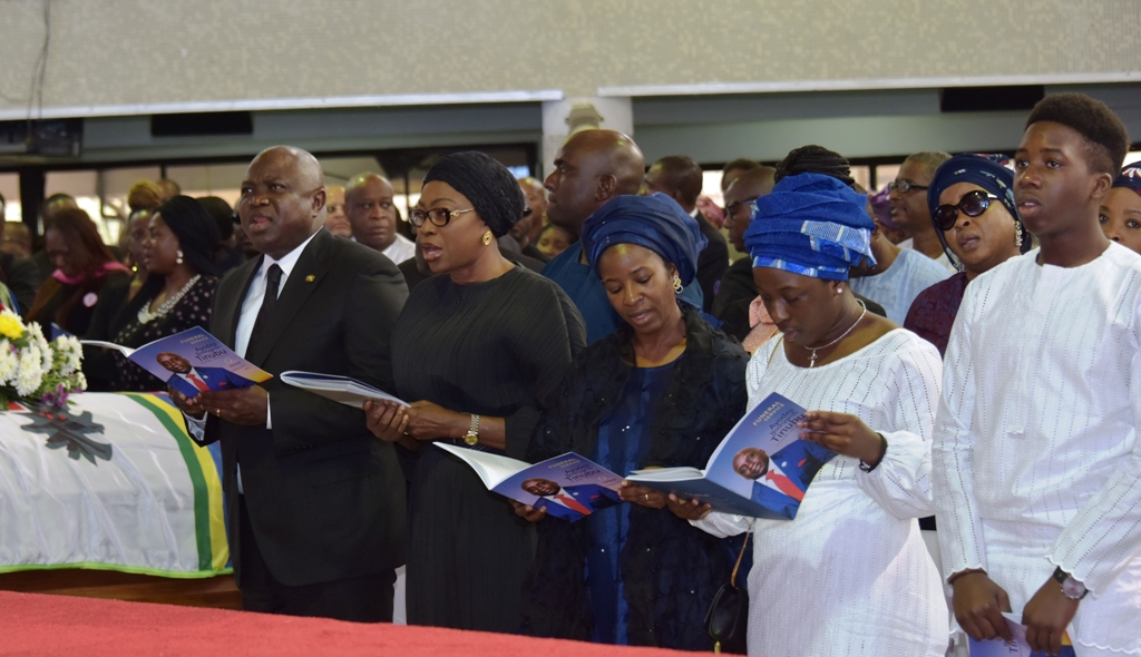 TEARS, TRIBUTES AS DEJI TINUBU MAKES FINAL JOURNEY HOME