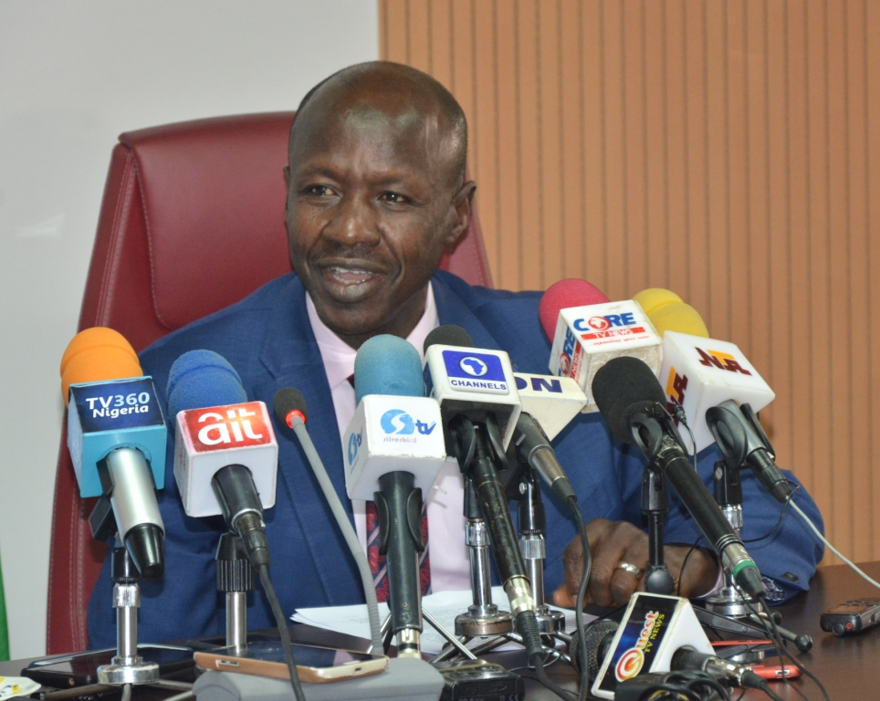 Posers over EFCC Charges Against CCT Boss, DanladiUmar