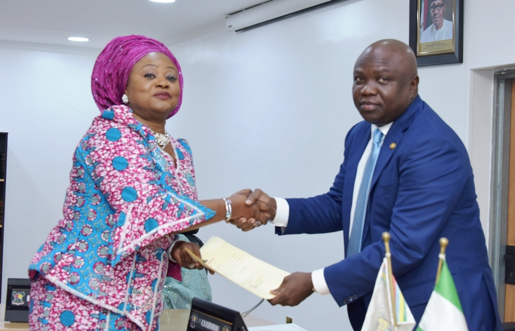 I DEMAND NOTHING BUT THE BEST FROM YOU, AMBODE TELLS NEW CABINET MEMBERS